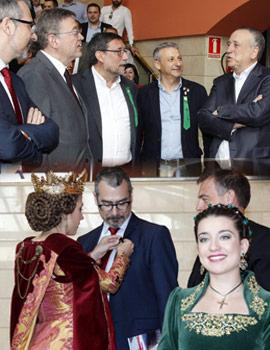 El Mundo Castellón en su bodeguilla de Magdalena