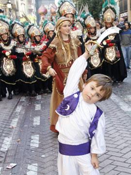 Pregó Infantil de las Fiestas de la Magdalena 2017