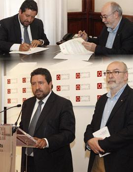 La Diputación favorece que en medio año todos los ayuntamientos de menos de 20.000 habitantes cuenten con portal de transparencia