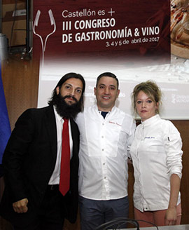 Alberto Ferruz, apuesta por una cocina basada en la Dieta Mediterránea