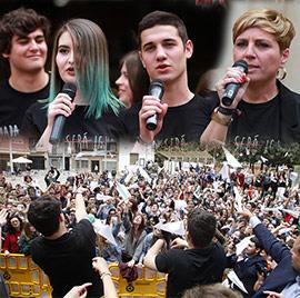 Castellón reivindica una provincia libre de acoso escolar