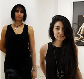 Exposición conjunta de las artistas MasauR y Tamara Jacquin