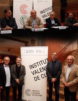 El Institut Valencià de Cultura presenta en Castellón ´El cant del cos´