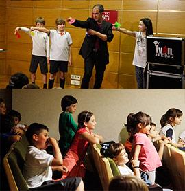 Momentos de magia con Iván Arribas
