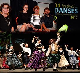 34 Festival de Danses de l´Antiga Corona d´Aragó en Castellón