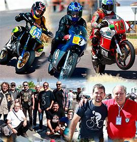 IV Exhibición de Motos Clásicas de Competición
