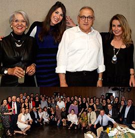 Cena homenaje por la jubilación del doctor Bellés