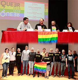 Presentación del Queer Fest 2017