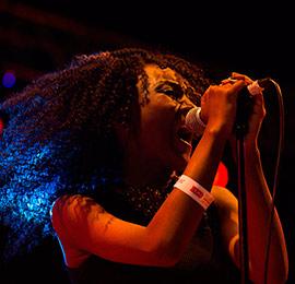 Red Pier Fest, festival de música rock y soul