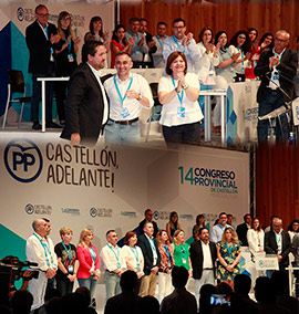 14 Congreso del Partido Popular de la provincia de Castellón
