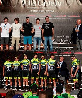 La Volta a Castelló, una de las mejores carreras sub-23 del panorama internacional