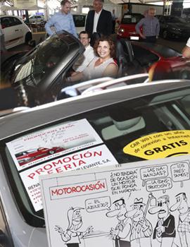 Motorocasión Castellón abre con más de 600 coches a la venta