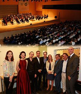 Concierto de la Orquesta Sinfónica Freixenet de la Escuela de música Reina Sofía
