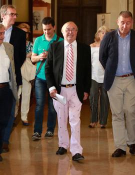 Pepe Oneto,  el broche de oro del ciclo de conferencias sobre el Cardenal Tarancón