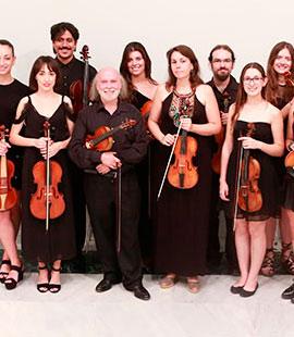 Concierto de la Orquesta Barroca del Conservatorio Superior de Castelló