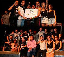 Dandy Wolf ganador del Sant Pere BP Music Contest