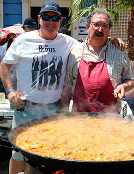 Día de las Paellas de las fiestas de Sant Pere del Grau