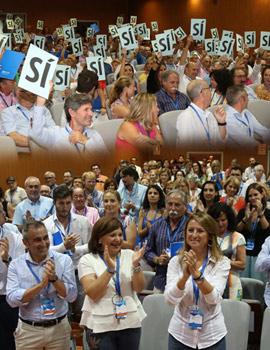 El  PP Castellón elige a Begoña Carrasco presidenta de su Junta Local en su IX Congreso