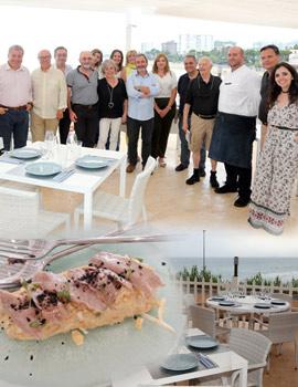 Presentación del Club Palasiet, nueva propuesta gastronómica en Benicàssim