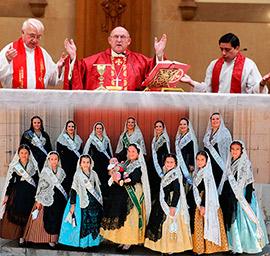 Castellón celebra la fiesta de San Cristóbal