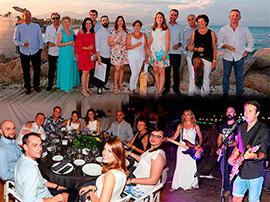 Fiesta de la refinería BP Castellón por su 50 aniversario