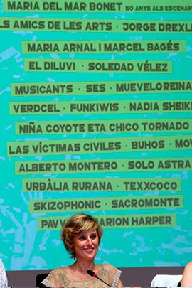 Presentación de la Fira Trovam! 2017 de Castellón
