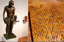 Presentación de la pieza invitada y del trimestre en el Museu Belles Arts de Castelló