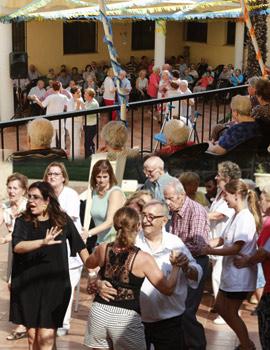 La fiesta del verano en Residencial Castellón