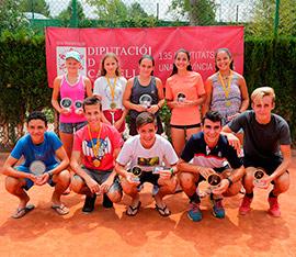 XXXIV Circuito provincial de tenis de Castellón - Trofeo Hyundai