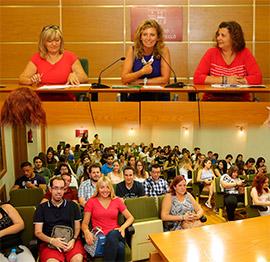 78 jóvenes se incorporan como empleados del Ayuntamiento de Castellón