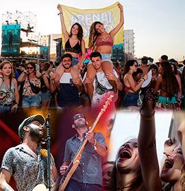 Jueves de Arenal Sound