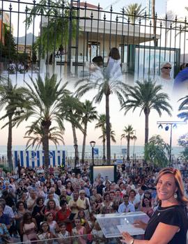 Inauguración del ´´Espai cultural de la Mar, Villa Ana´´ de Benicàssim