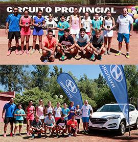 XXXIV Circuito Provincial de Tenis Castellón Trofeo Hyundai