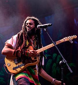 The Wailers en la sexta jornada del festival reggae Rototom Sunsplash