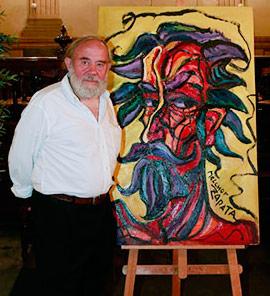 Exposición de Melchor Zapata en Vila-real