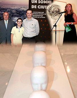 Un somni de ciutat, exposición del patrimonio artístico del ayuntamiento de Castellón