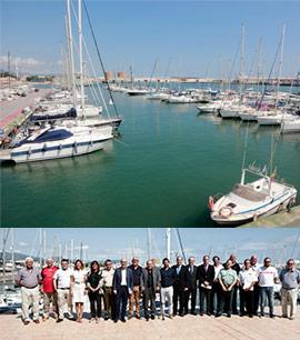 Presentación del X Encuentro Un mar para todos
