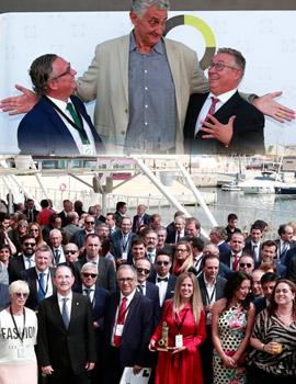 Acto celebración del 50 Aniversario del Colegio de Mediadores de Seguros de Castellón