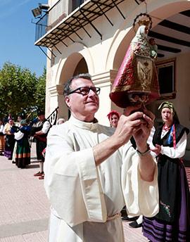 Celebración del día de Asturias en Castellón