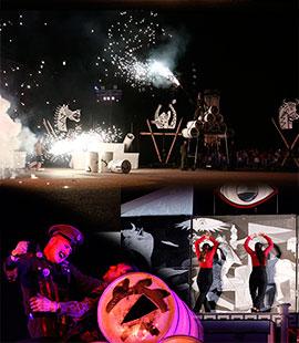 Fahrenheit Ara Pacis, nuevo espectáculo de Xarxa Teatre