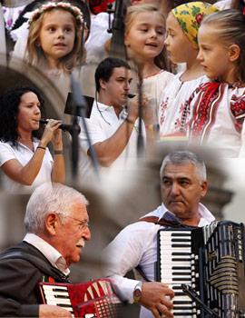 Acto de intercambio cultural Castellón y Târgoviste
