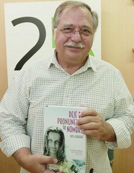 Luis Herrero presenta su nueva novela