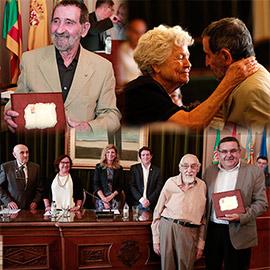 Rafael Cebrián y Saó reciben el premio Valencià de l´Any