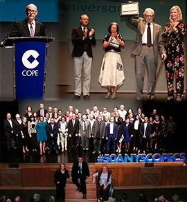 Acto central del 50 aniversario de COPE Castellón