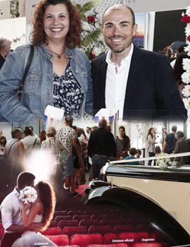 Imágenes de la inauguración de Feria Tu Boda 2017