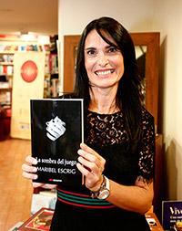 Presentación en Argot de la última novela de Maribel Escrig