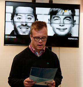 Xtumirada, exposición de fotografías para cambiar la percepción social del síndrome de Down