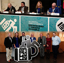 Discapacidad y turismo accesible en el Congreso de CERMIS Autonómicos