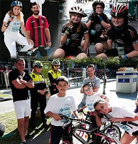 Jornada Diumenge amb bicicleta