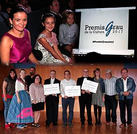 Premis Grau de la Cultura 2017
